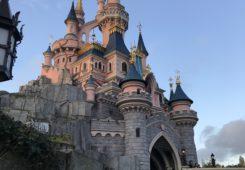 Nuestro viaje a Disneyland Paris.